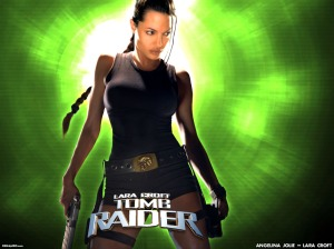Angelina Tomb Raider